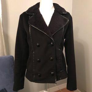 Hurley Motorhead Black jacket Sz medium